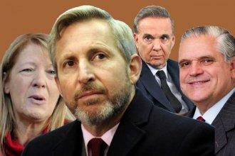 """""""Ampliar Juntos por el Cambio"""", la consigna con la que Frigerio sumaría diversos apoyos"""