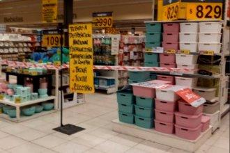 Piden a la Municipalidad que restrinja la venta de productos no esenciales en grandes superficies comerciales