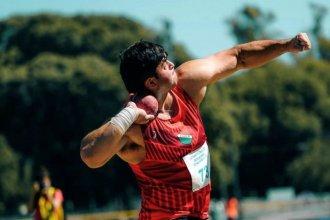 Sasia, récord y segunda medalla plateada que aporta Entre Ríos