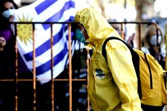 Los peores índices de la pandemia están en dos ciudades de la costa del río Uruguay