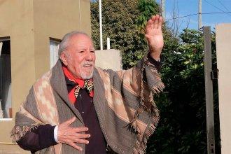 Entre Ríos, de fiesta: Cumple 90 años Don Víctor Velázquez, uno de los máximos exponentes del folklore argentino
