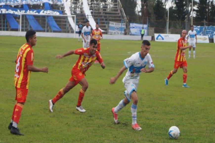 Marcos Acosta (Crédito Entretiempo de Chaco)