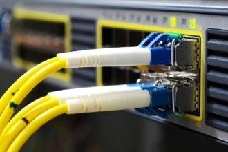 Comienza el tendido de fibra óptica para los servicios de internet y televisión