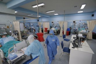 Confirmaron 27 mil nuevos contagios pero hubo una leve baja en la ocupación de camas