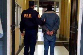 Detuvieron al tercer sospechoso de robo, en la causa que involucra a un policía