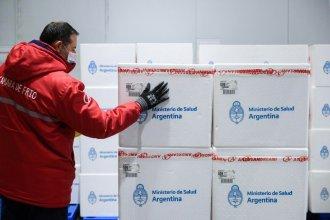 Nueva distribución de vacunas: 13800 dosis de la Sputnik V llegan a Entre Ríos