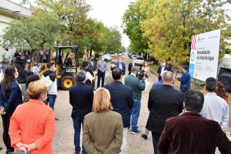A casi dos meses de su inauguración, ¿qué pasó con la anunciada obra para remodelar la red de agua?