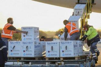 Nación distribuye dosis del segundo componente de la Sputnik V: ¿cuántas recibirá Entre Ríos?