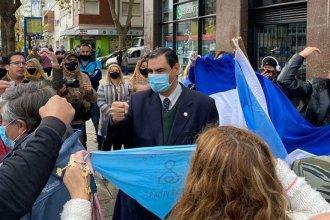 """""""Apoyo y admiración"""" desde Entre Ríos, para el juez federal que suspendió la ley del aborto"""