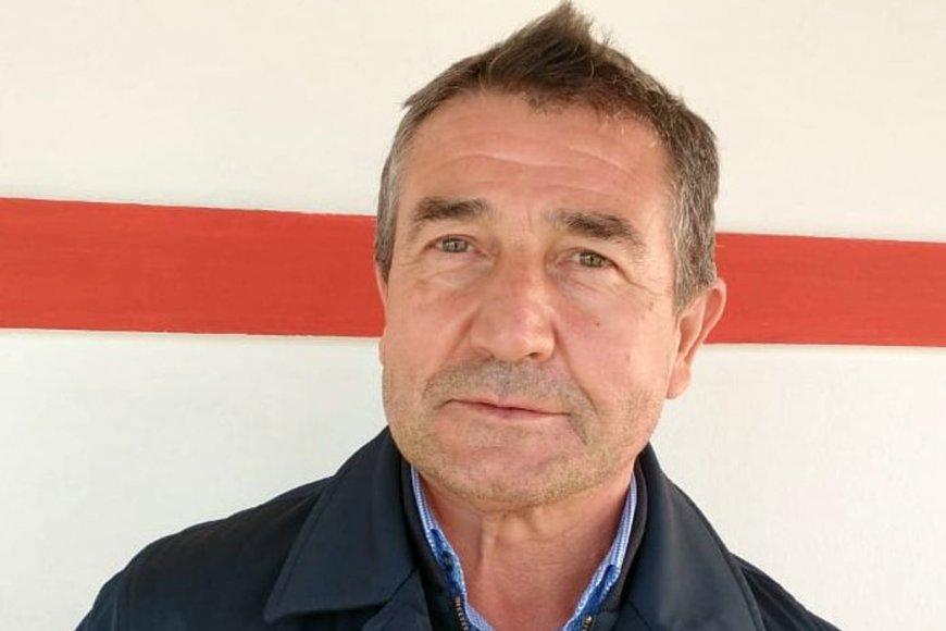 Chajarí: Roncaglia acompañó a Frigerio.
