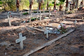Por la Pandemia, colapsó el cementerio: ciudad de la costa del Río Uruguay debió cambiar una norma de 128 años