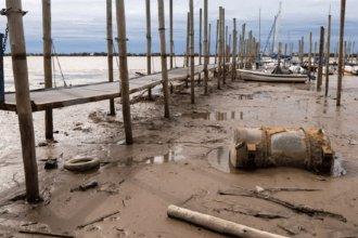 7 provincias en alerta por el río Paraná: piden limitar el consumo de agua
