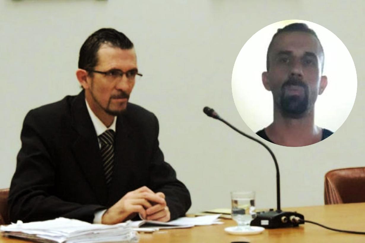 El fiscal Perroud habló de la fuga de Herrlein.