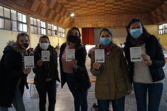 Ágil ritmo de vacunación en Chajarí: aplicarán dosis a personas de entre 30 y 40 años