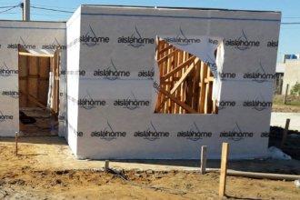 Con la construcción de casas a base de madera, IAPV abre una puerta al sector forestal