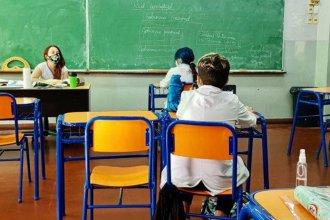 Estiman que el 80 por ciento de los docentes fueron vacunados en el departamento Gualeguaychú