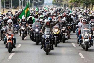 Diarios de motocicleta: Bolsonaro, un presidente con muchos desafíos