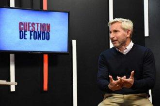 """De cara a las PASO, Frigerio le resta importancia a la interna y confía en """"armar un frente muy amplio"""""""