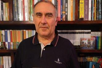 Es Secretario de Hacienda y despunta su pasión por la literatura con una obra sobre libros y cine