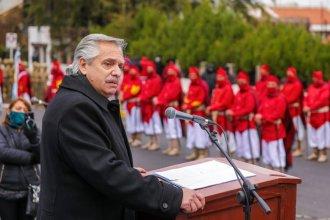 El juramento que Alberto Fernández le hizo al general Güemes