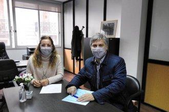 Industrias Farmacéuticas de Entre Ríos se incorpora a la red de laboratorios públicos del Estado