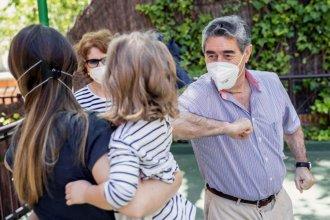 """Se anticipan al domingo: """"El encuentro familiar tiene un alto riesgo de contagio"""""""