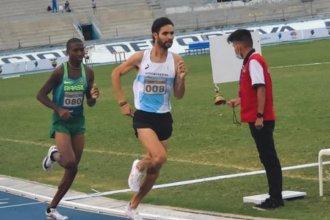 Federico Bruno subió al podio en Portugal y está cada vez más cerca de clasificar a Tokio