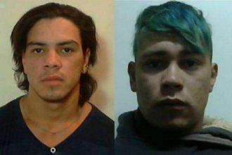 Intensa búsqueda de dos jóvenes con pedido de captura