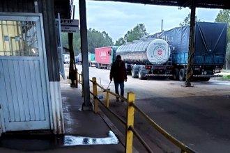 """Aduana uruguaya advierte que será """"imposible"""" controlar la frontera por falta de personal"""