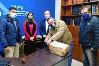 Licitaron la construcción de 18 viviendas IAPV para dos localidades