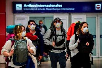 """En los últimos 14 días, 34 entrerrianos volvieron del exterior con coronavirus: dos de ellos tenían """"variantes de preocupación"""""""