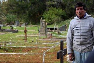 """""""Yo no me voy a llevar esto conmigo"""": el testimonio de un entrerriano que enterró cadáveres durante la dictadura"""
