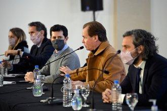 """""""Junto al gobierno nacional, trabajamos en una agenda para el futuro de Entre Ríos"""", sostuvo Bordet"""