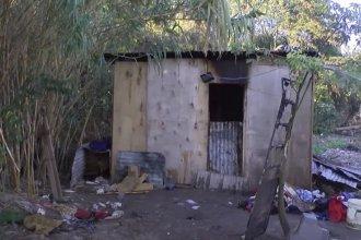 Quedó detenida una expareja de Verónica Lescano, la mujer que sufrió quemaduras tras un incendio