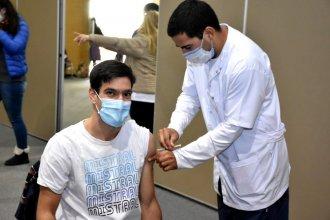 Aplicarán sin turno vacunas contra el coronavirus a mayores de 18 años en Concordia