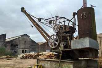 Una visita guiada al pasado y los proyectos que se vienen, en la fábrica de Pueblo Liebig