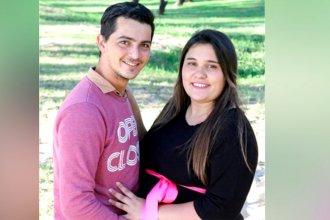 Su novia falleció luego de parir y pide ayuda para poder cuidar a su bebé