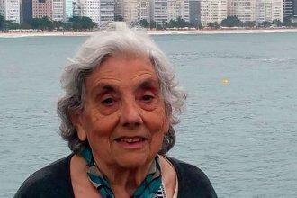 """""""No fue una vecina más"""": presentaron firmas para que una calle lleve el nombre de """"Mamita"""" De Carli"""