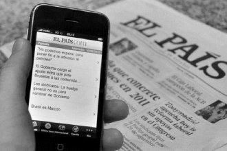 Crece la confianza en la información  que brindan los medios frente a las redes sociales