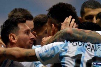 """Las """"juntadas"""" por la final de la Copa América, motivo de preocupación para las autoridades sanitarias"""