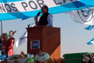 """Jorge Chemes: """"El campo no va a dejar que el gobierno nos pase por encima"""""""