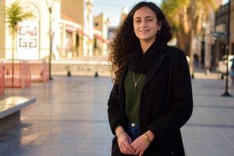 Nadia Burgos se anota en la carrera por un lugar en el Congreso de la Nación