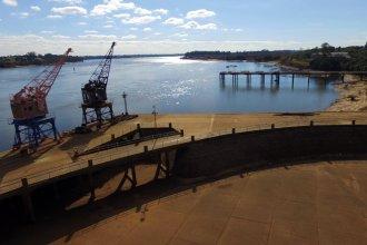 CTM asume la tarea de restaurar un puerto ubicado sobre el río Uruguay