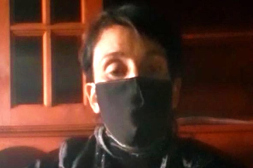 Evangelina Gutiérrez habló de la búsqueda.