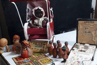 Un museo invita a los vecinos a exponer sus juguetes de antaño
