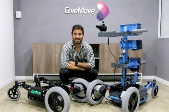Proyecto de bioingeniero entrerriano ganó un premio en Israel