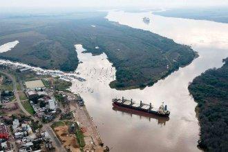 A las trompadas en el Puerto de Concepción del Uruguay: interna gremial divide a los estibadores