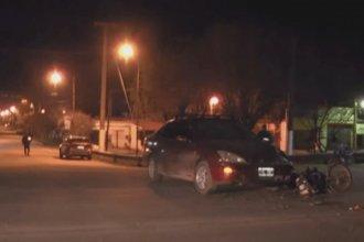 Murió un motociclista tras chocar contra un auto sobre ruta 12