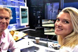 """""""Afortunada de poder disfrutar de este sueño"""": entrerriana transmitirá los Juegos Olímpicos junto a Bonadeo"""