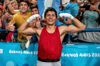 Irá a los Juegos Olímpicos el entrerriano que le dio al boxeo del país un oro tras 70 años